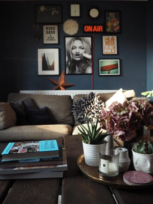 Kerry Lockwood - In Detail, Interior styling, living room