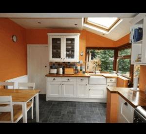 my kitchen before renovation