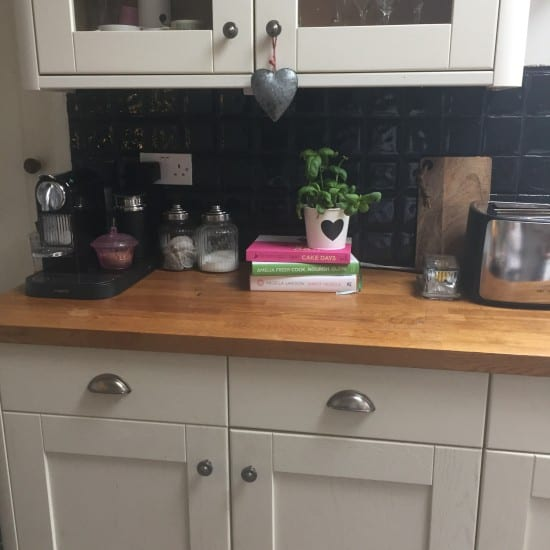 Kitchen finished makeover