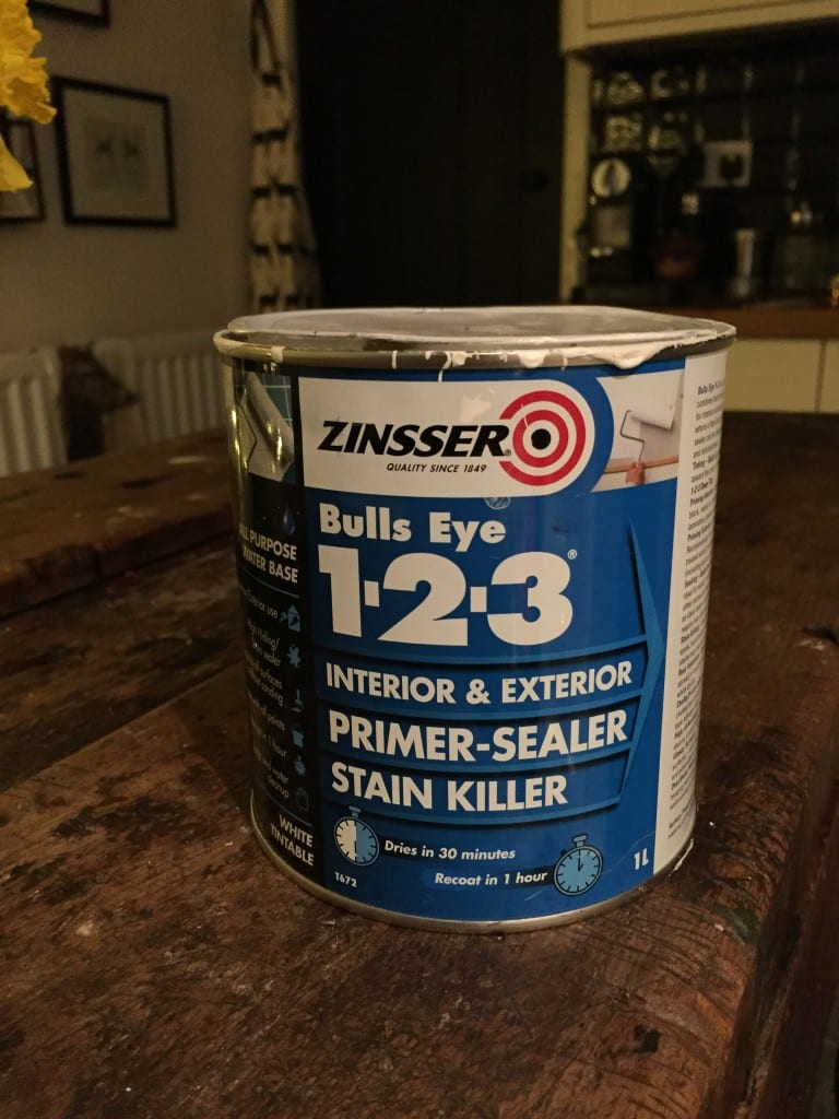 Zinsser primer bulls eye 1-2-3