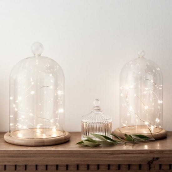 Firefly bell jar, lights4fun
