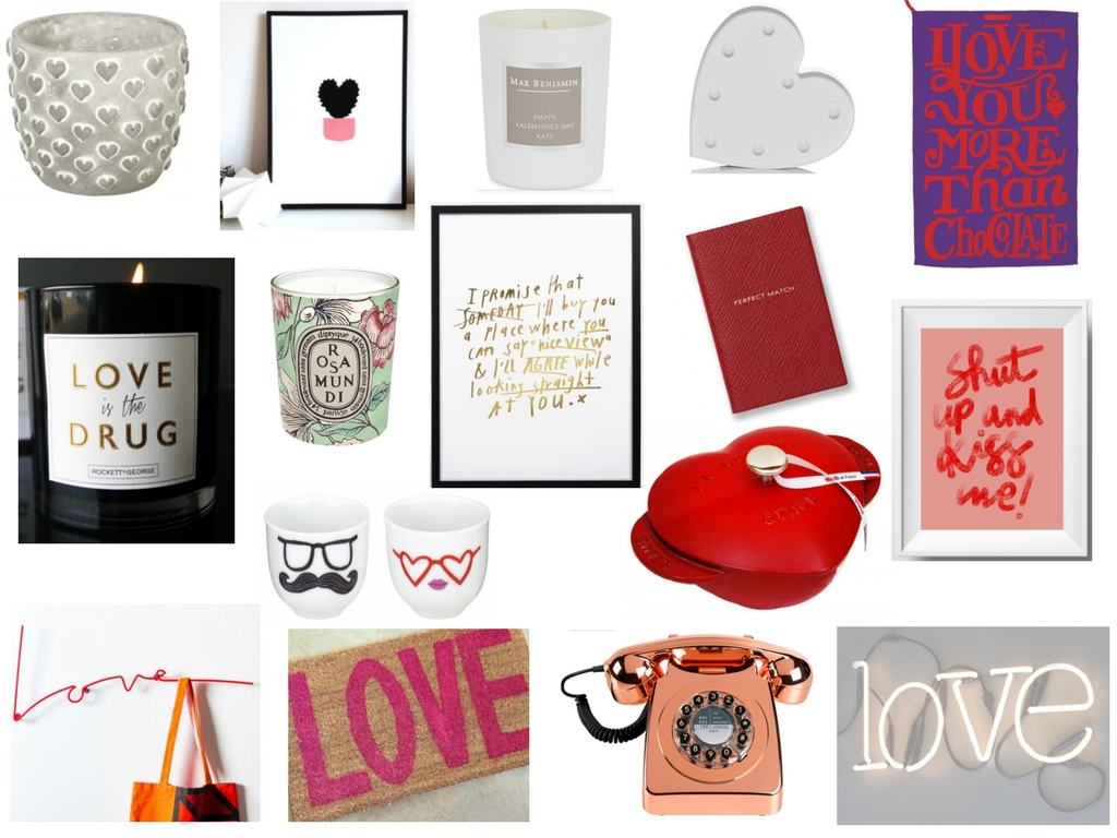 Valentines edit for interior lovers her