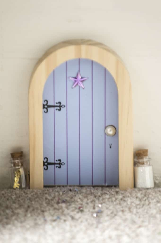 Made unboxed fairy door