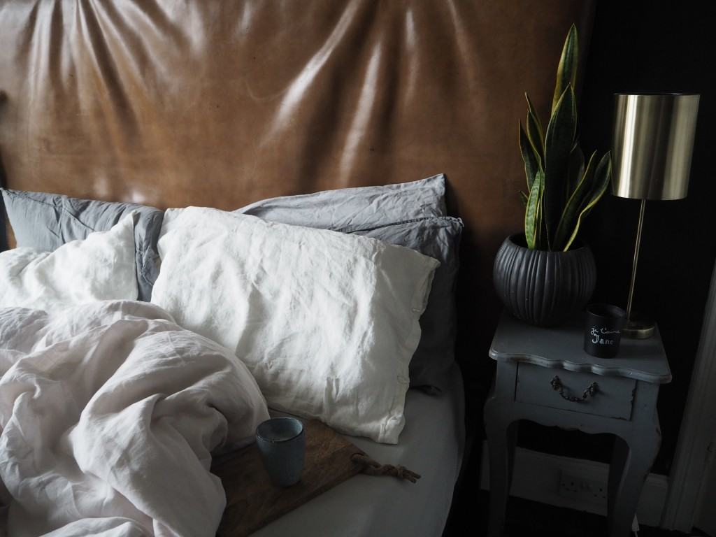 Linen pillowcase from Fresh bedroom company