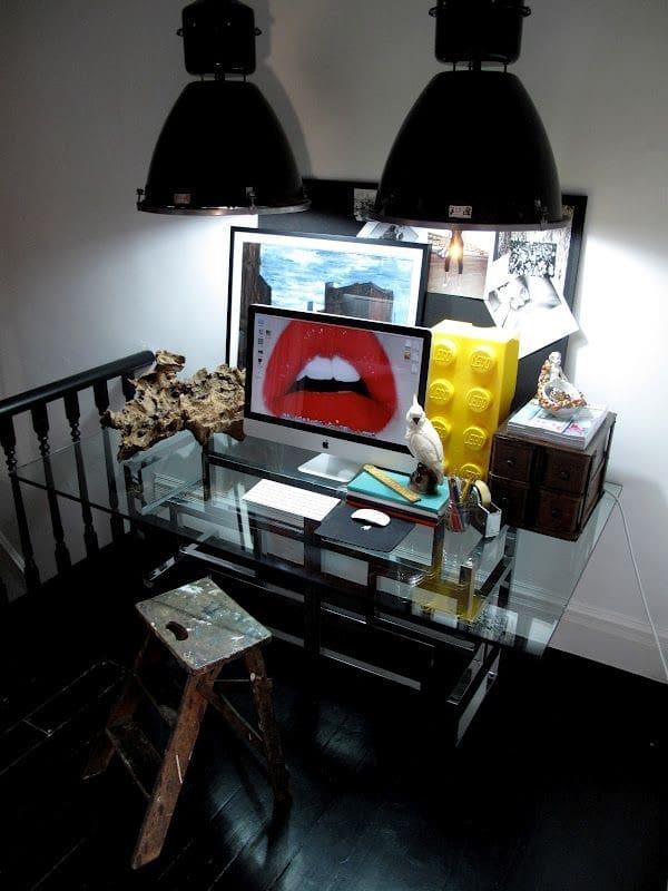 Kerry Lockwood - In Detail home office