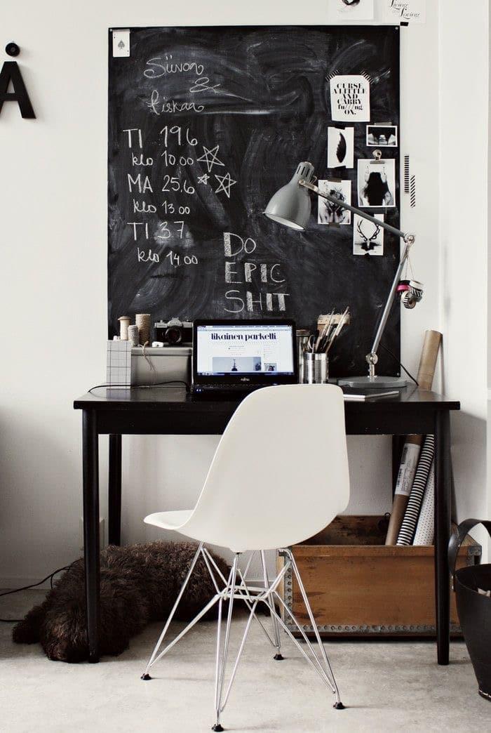 Kerry Lockwood In Detail Home office