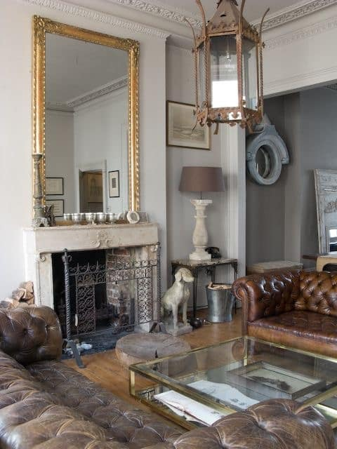 Mixing metals in interiors