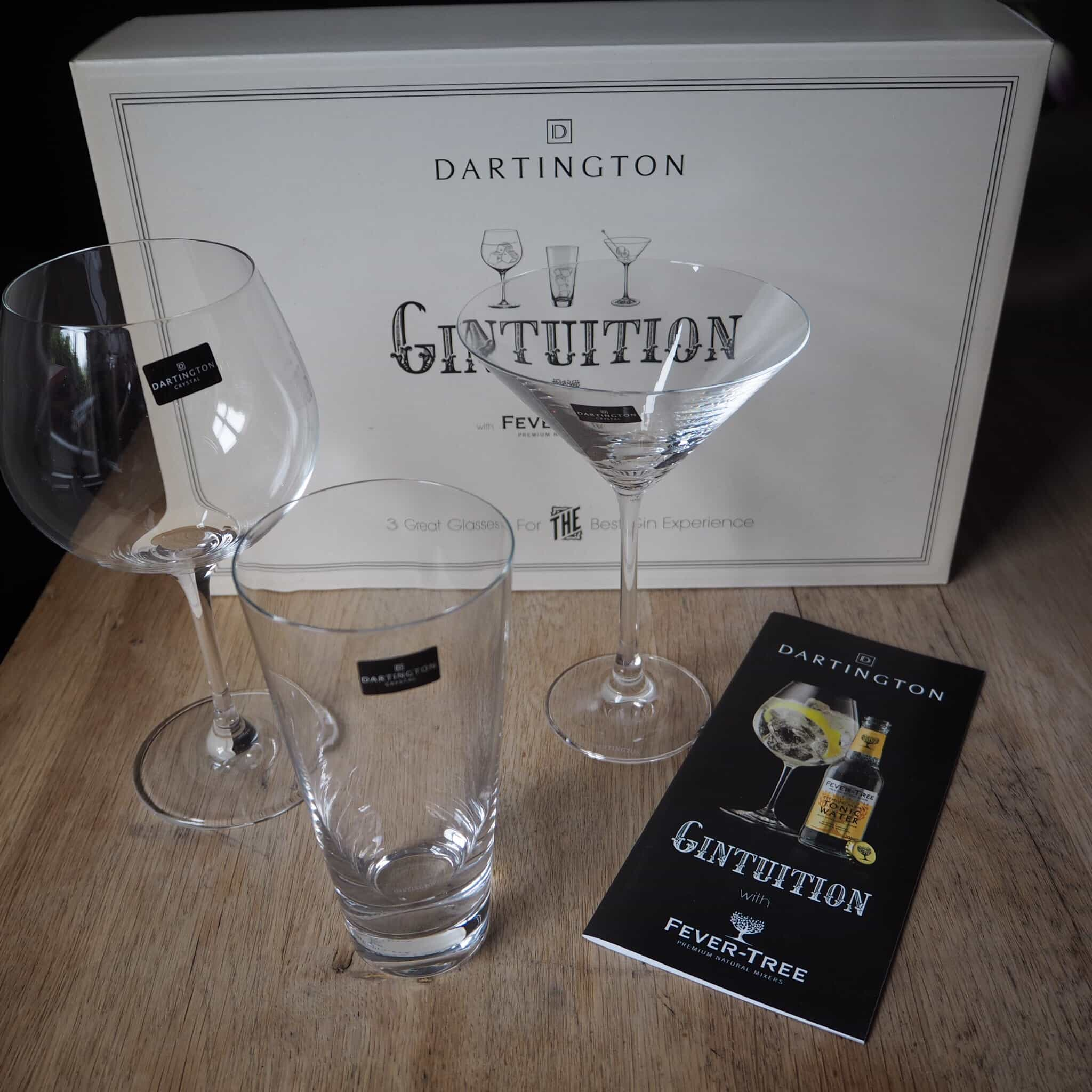 Gintuition set, Dartington Cr