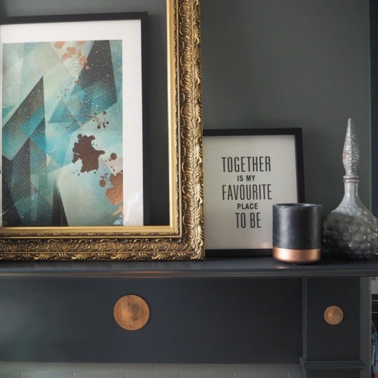 Mixing up Metals In Your Home.