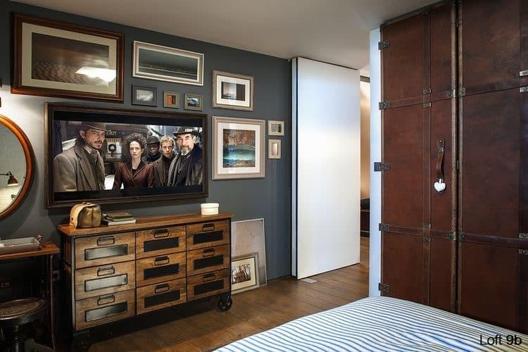 Hidden TV