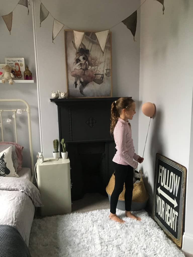 Revamp restyle reveal, girls bedroom