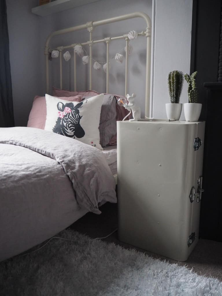 Revamp restyle reveal, Maison du monde, metal bed