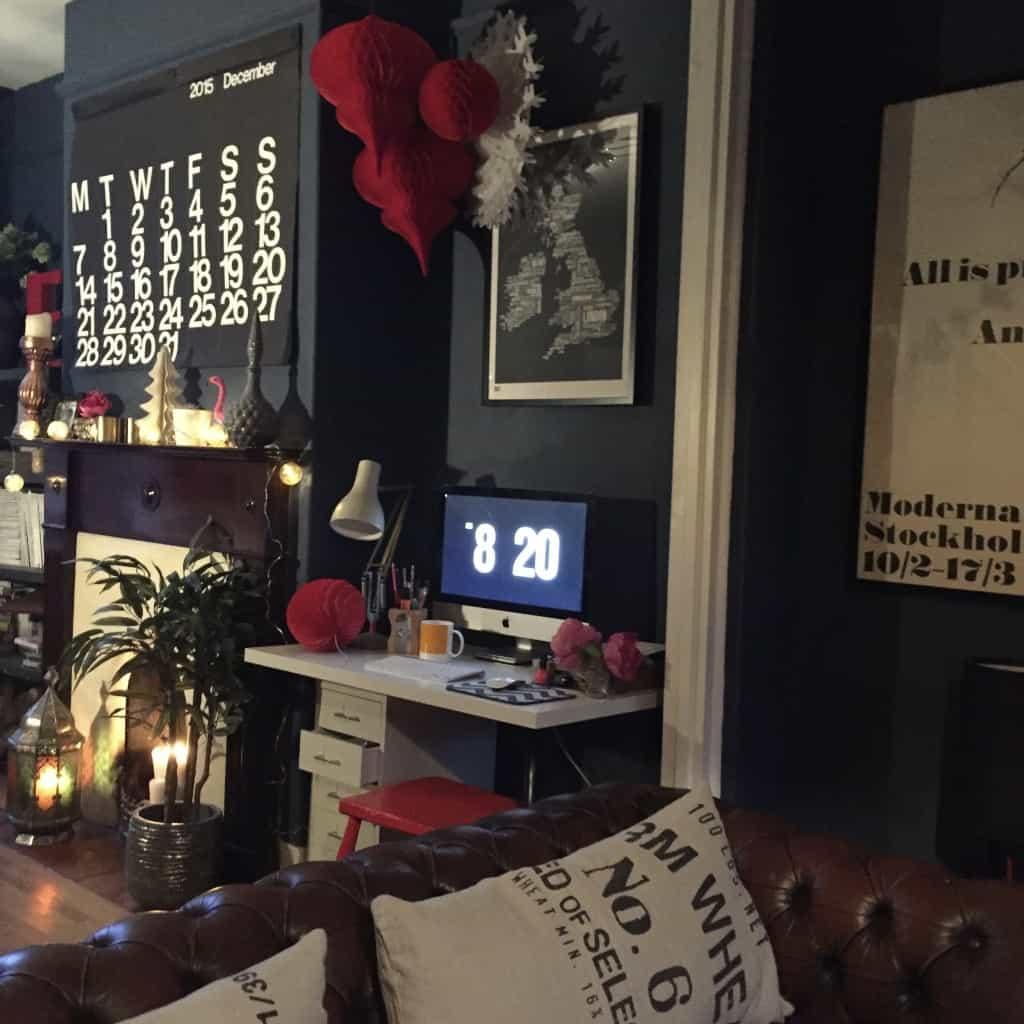 Interiors christmas countdown