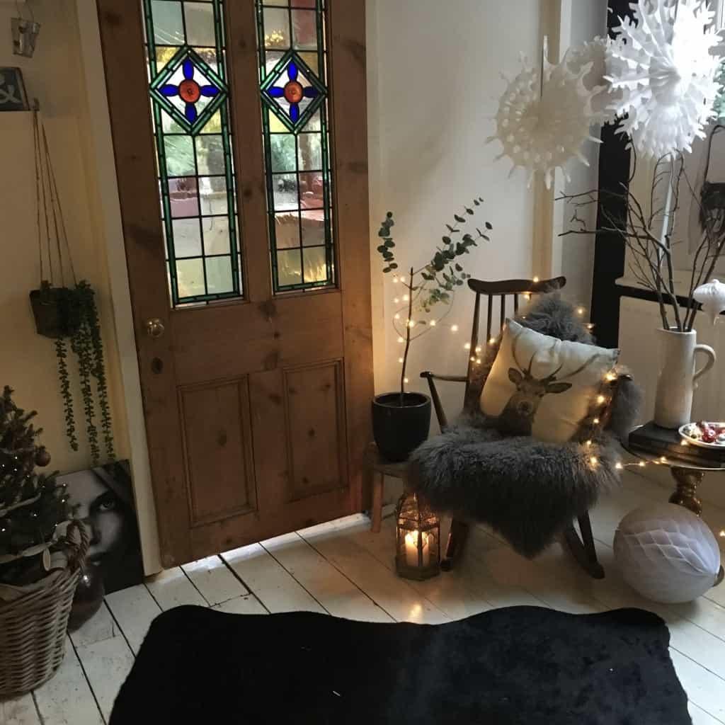 Interoir countdown to christmas