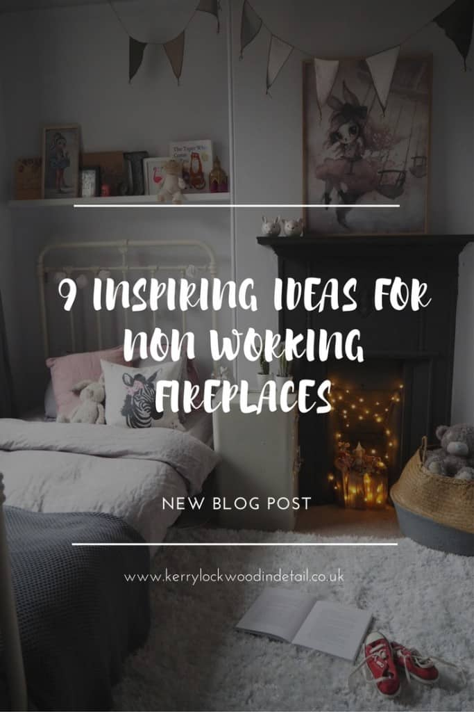 inspiring ideas for non working fireplaces