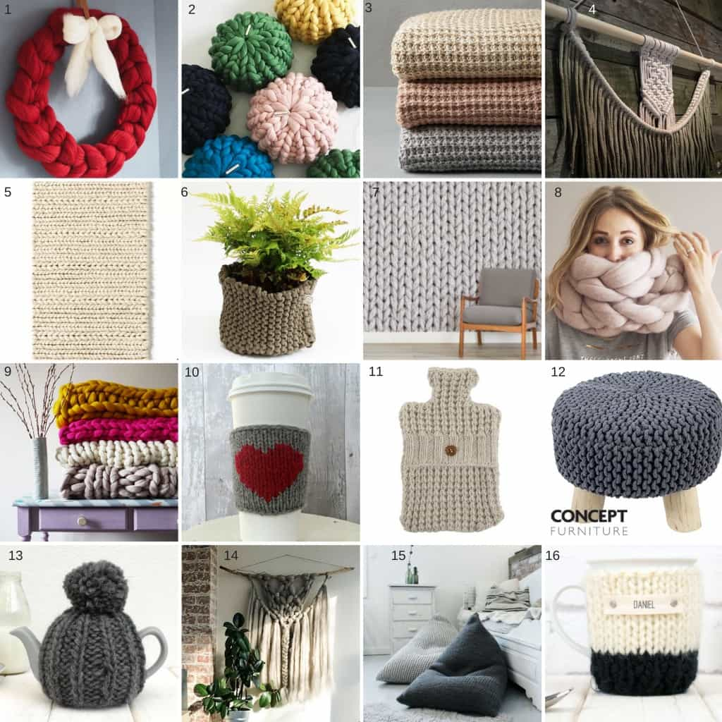 Get Your Home Knitted Out For Winter Kerry Lockwood In