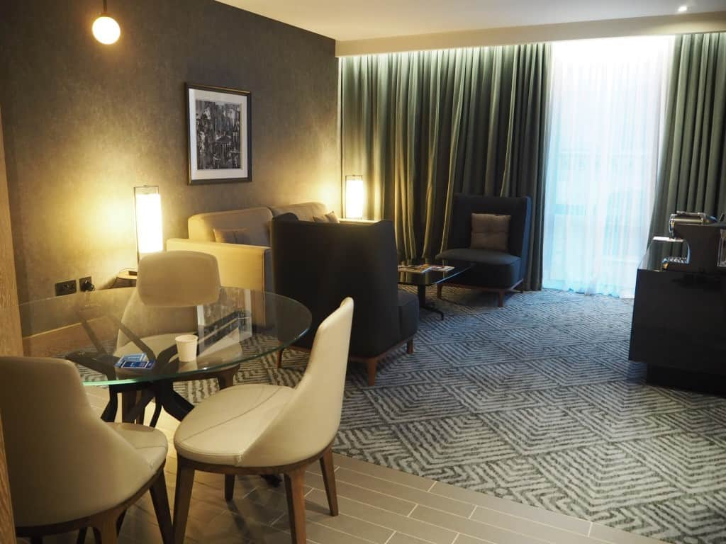Hilton Bankside review