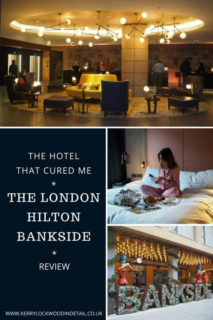 The Hilton London Bankside review