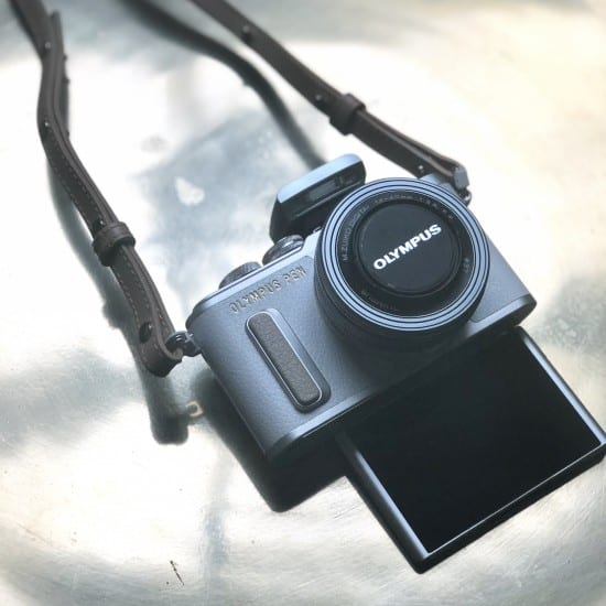 The camera equipment I use to take photos for my blog and Instagram plus a free download