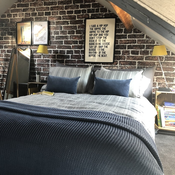 Revamp restyle reveal, teenage boys bedroom
