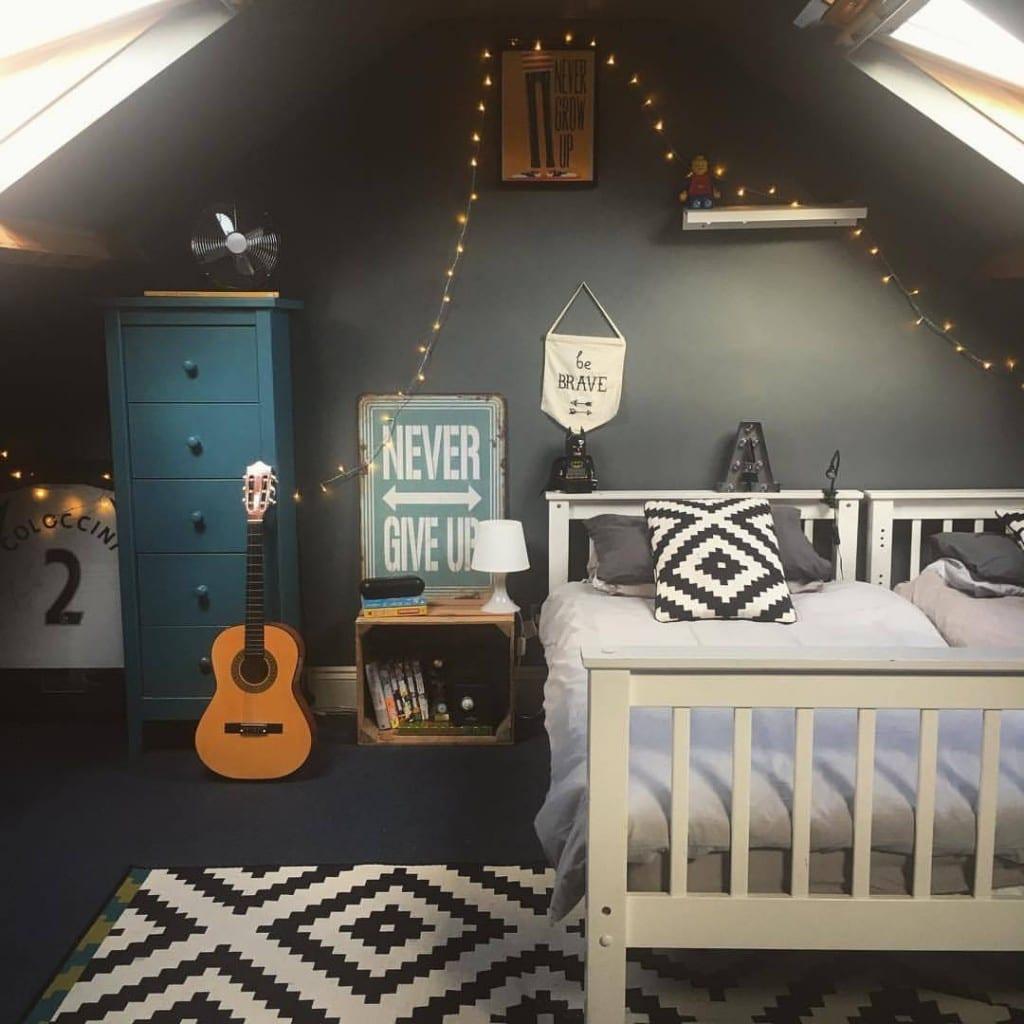 Revamp restyle reveal teenage boys bedroom