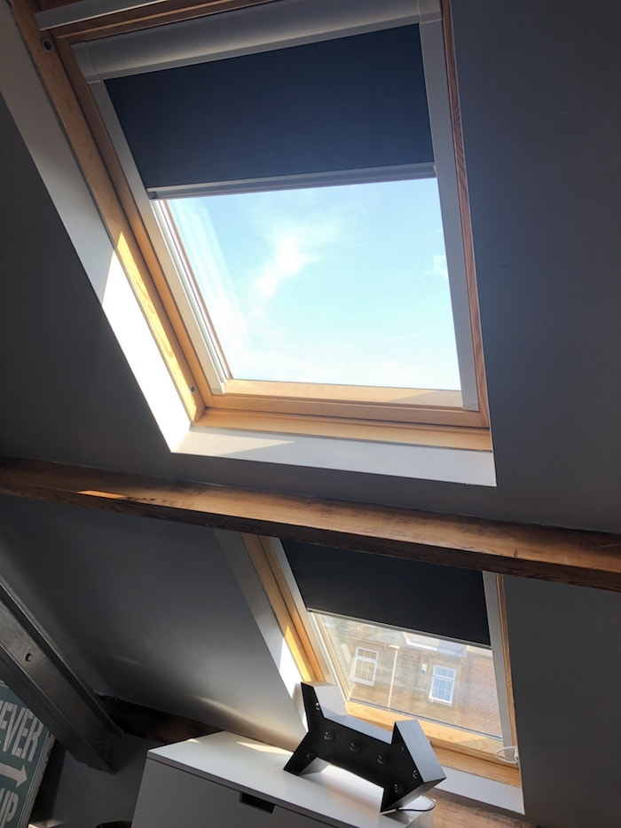 Velux roof blinds blinds direct