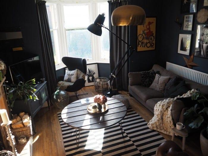 Kerry Lockwood - In Detail, living room