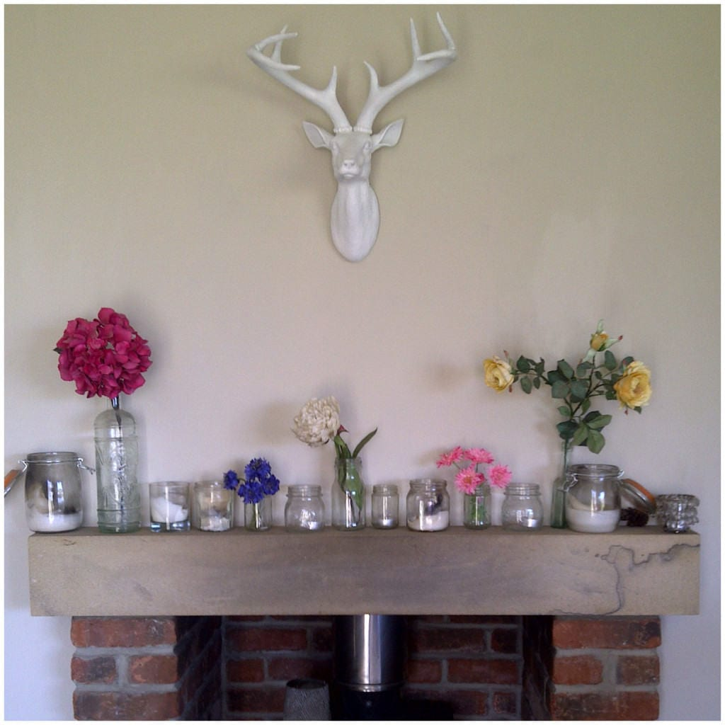 Rental interior makeover living room