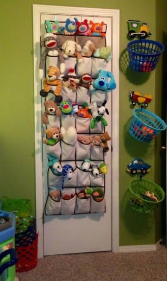 small kids room space saving