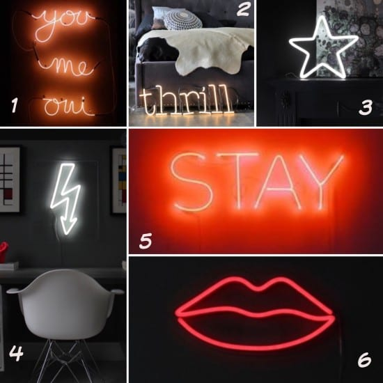 Neon signs, neon, lips, neon home
