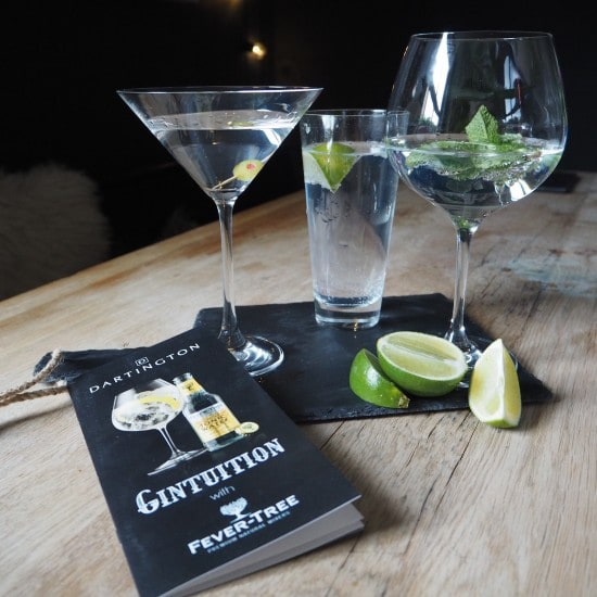 My G&T twist with Dartington Crystal + Giveaway