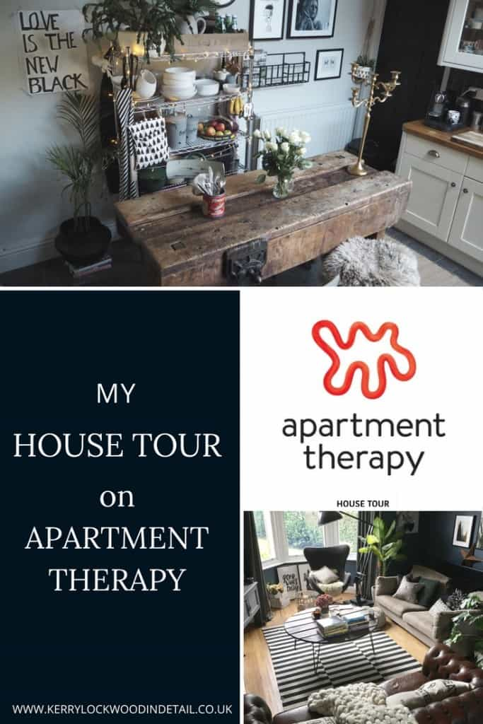 Apartment therapy House tour