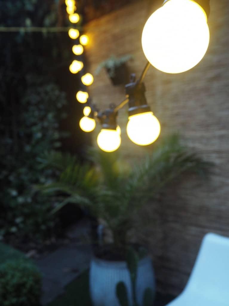 Garden reveal