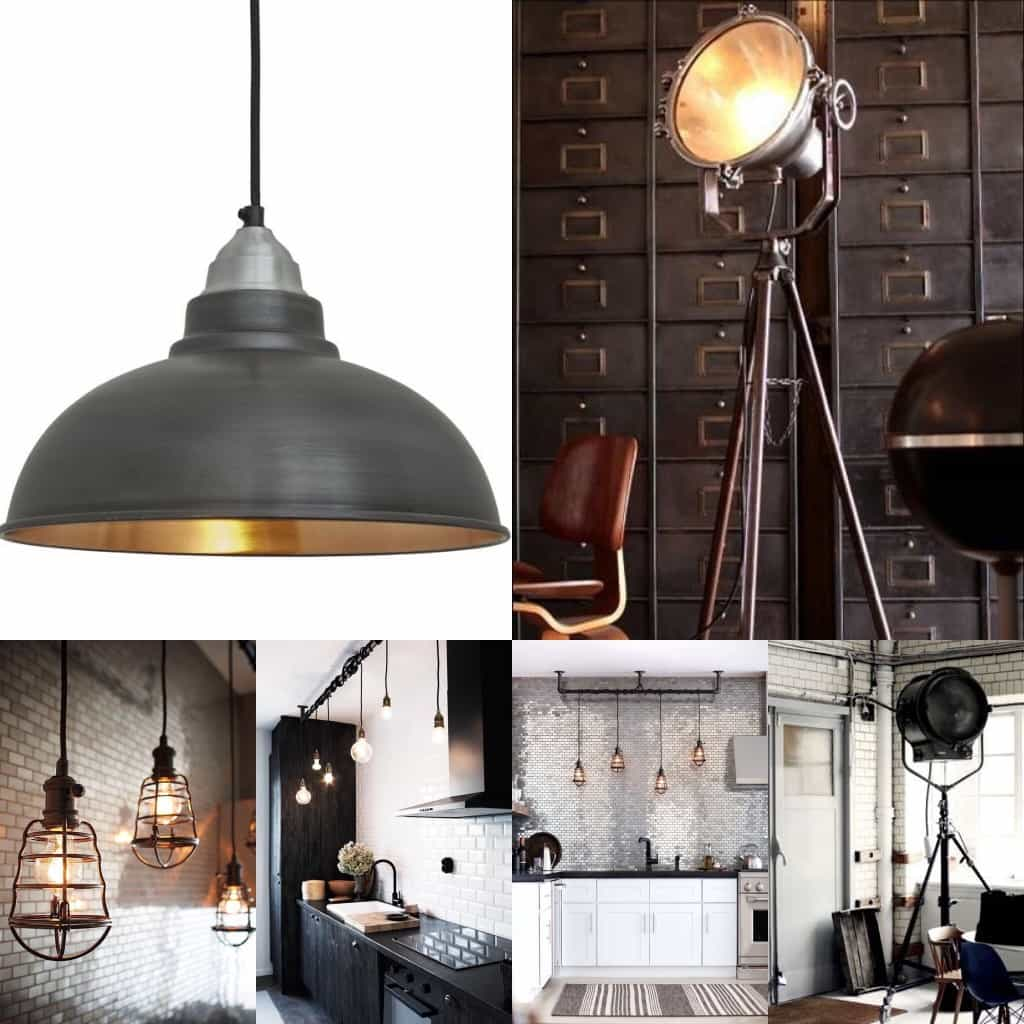 Industrial decor