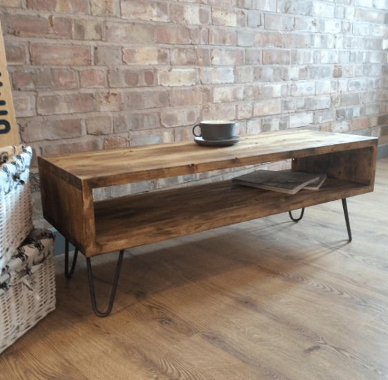 Rustic TV unit