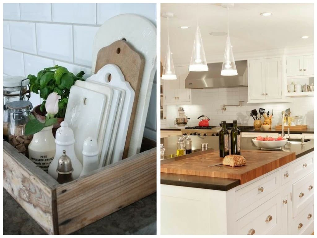 10 instant kitchen updates to a rented home, worktops