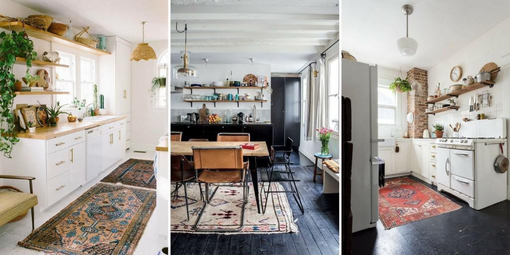 Kitchen rug