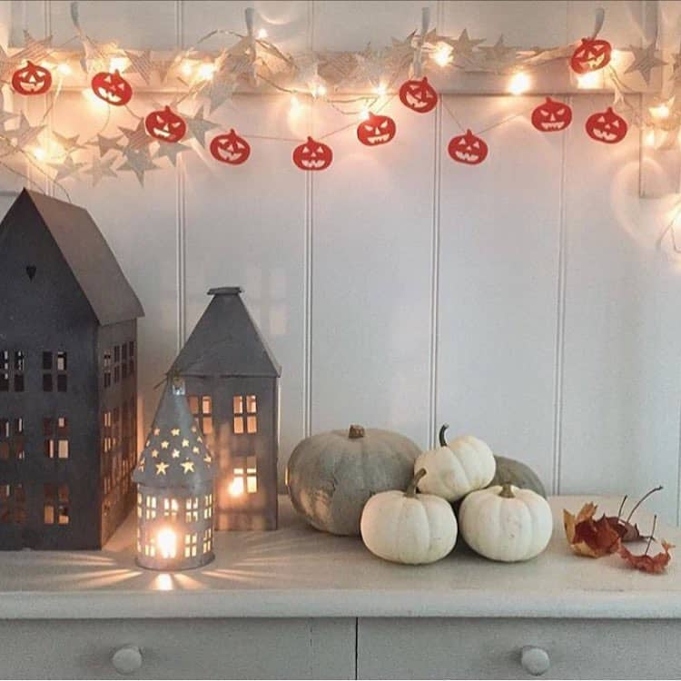 Stylish halloween decor for your home