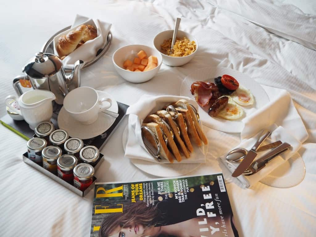 Hilton London Bankside review
