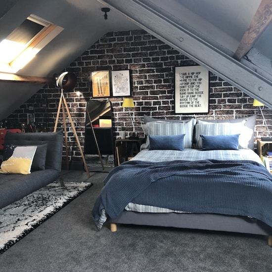 Revamp Restyle Reveal – Teenage Boys Bedroom.
