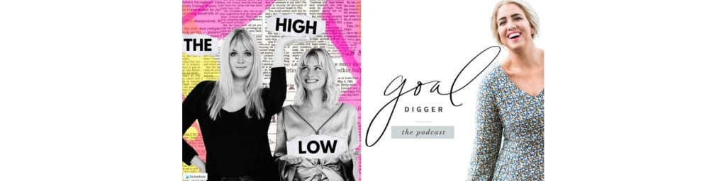 6 podcasts that I love