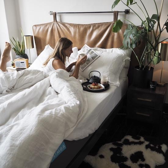 The Simba Hybrid mattress review