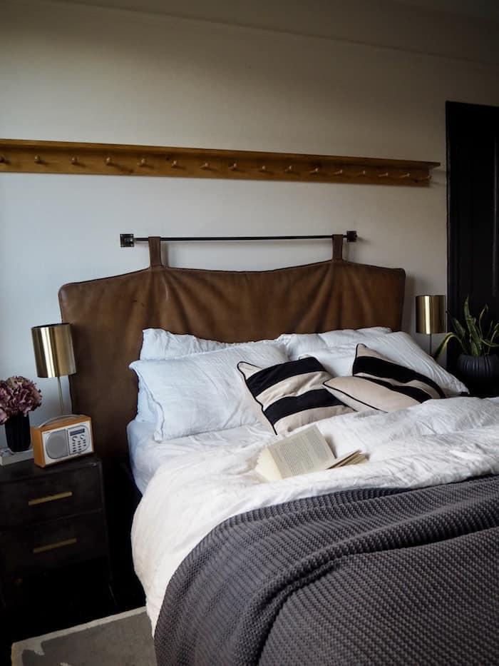 master bedroom makeover, Kerry Lockwood, wood chip removal, Oak furniture land drawers