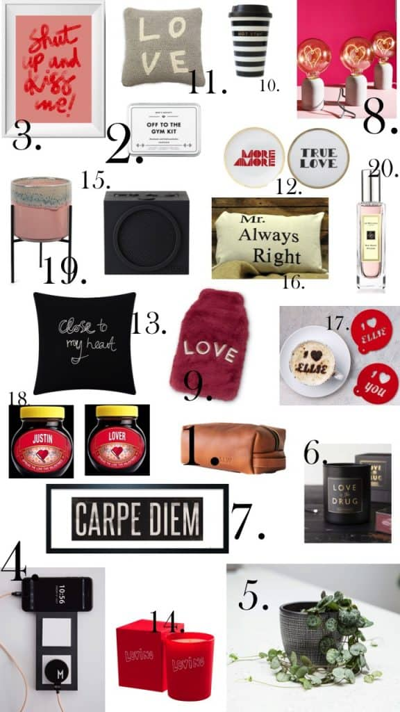 2019 Valentine's gift guide