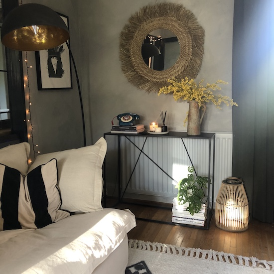 Get the look – Console table styling
