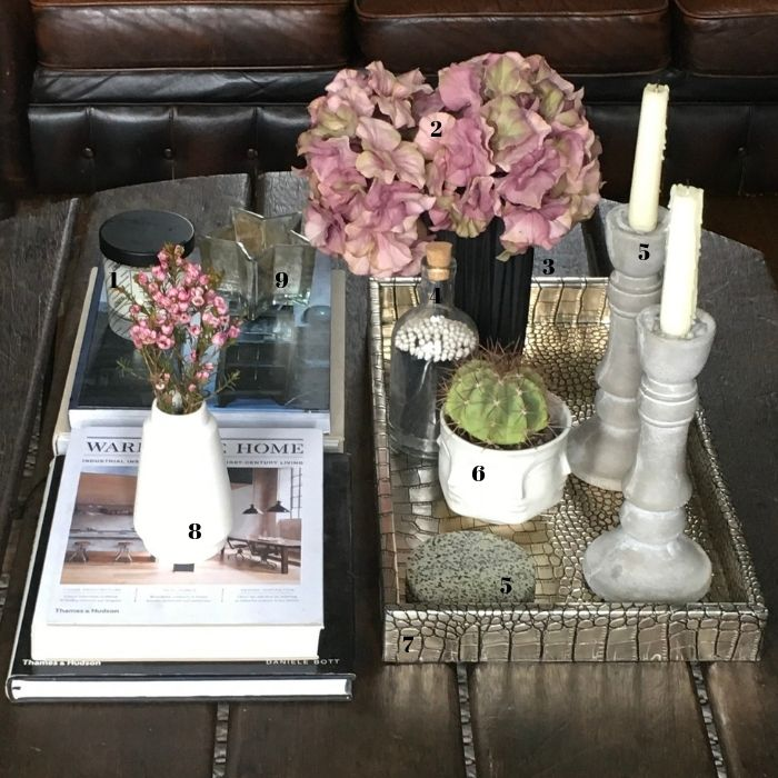 Copy of styling a coffee table 3 different ways - maxi