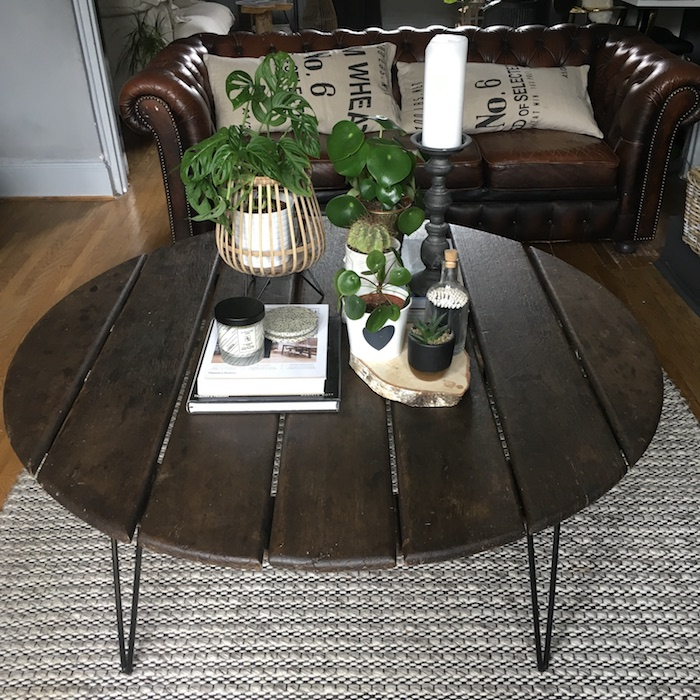 Copy of styling a coffee table 3 different ways , plant lovers
