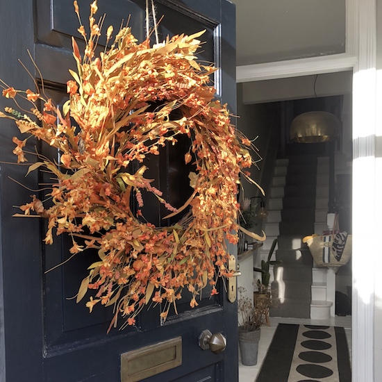 8 Autumn wreaths to make an entrance year after year