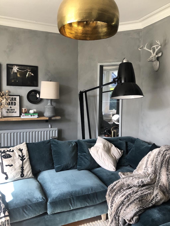 Loaf Oscar corner sofa