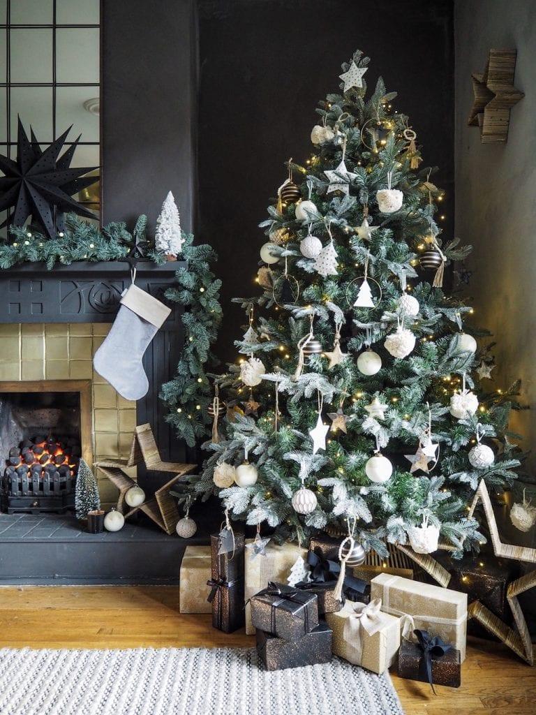 Christmas tree styling , Cox & Cox